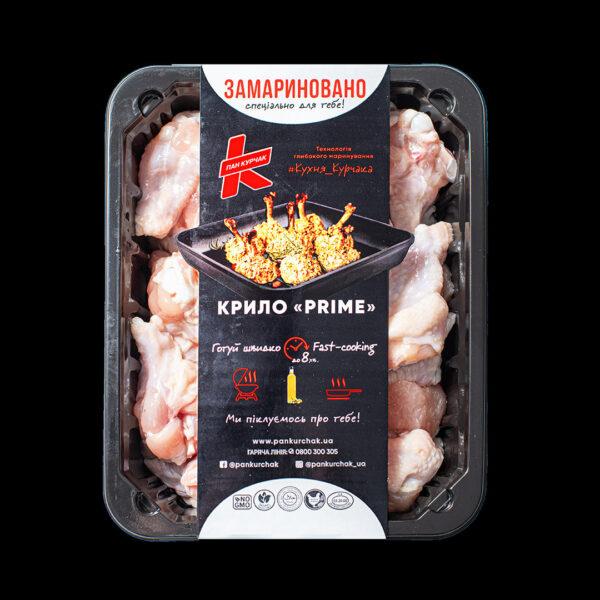 Купити крило Prime — замариноване оптом, Пан Курчак лоток, chickenpackaging. курятина лоток, курятина упаковка, пан курчак лоток, chicken packing, chicken packed, packed chicken, упаковка курятины, курятина охолоджена