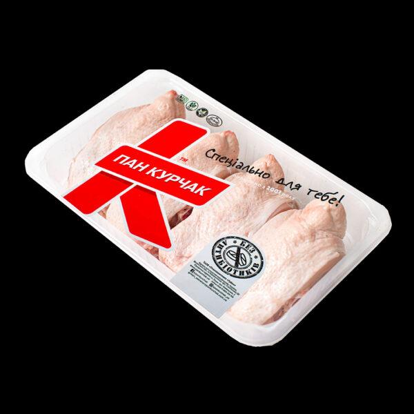 Купити спинка тушки курчати-бройлера оптом, Пан Курчак лоток, курятина охолоджена, курятина лоток, курятина упаковка, пан курчак лоток, chicken packing, chicken packed, packed chicken, упаковка курятины, курятина охолоджена