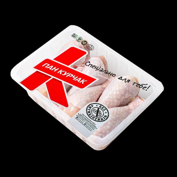 Купити гомілка курчати-бройлера фасована оптом, Пан Курчак лоток, курятина в лотке, курятина лоток, курятина упаковка, пан курчак лоток, chicken packing, chicken packed, packed chicken, упаковка курятины, курятина охолоджена